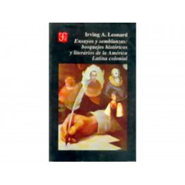 Ensayos y Semblanzas Bosquejos Históricos y Literarios - Envío Gratuito