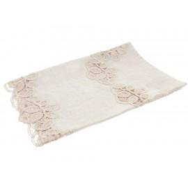 Home Elements Carpeta Decorativa Botánica Blanco - Envío Gratuito