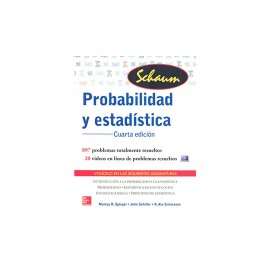 Probabilidad y Estadística - Envío Gratuito