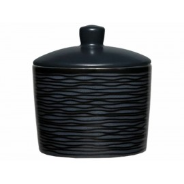 Noritake Azucarera 260 ml Negra - Envío Gratuito