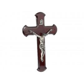 Imperio Artesanal Cristo Chico Plata - Envío Gratuito