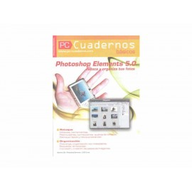 Photoshop Elements 5.0 PC Cuadernos Básicos No 36 - Envío Gratuito