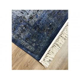 Vintage Tapete Clásico 135 x 195 Azul - Envío Gratuito