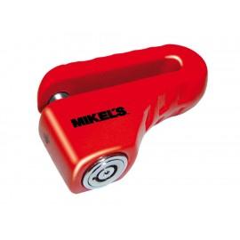 Candados para freno de Disco Mikel s CFD 10 rojo - Envío Gratuito