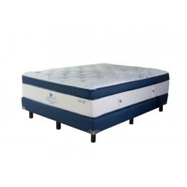 Spring Air Box Queen Size Mandala - Envío Gratuito