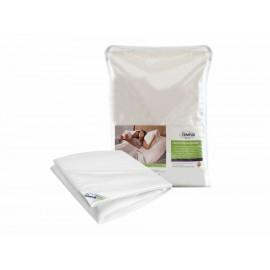 Protector para colchón king size Tempur ZZ1414008 blanco - Envío Gratuito