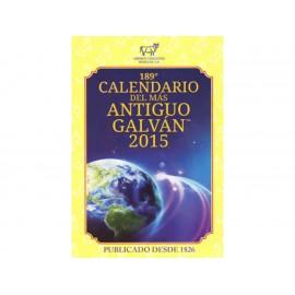 Calendario del Mas Antiguo Galván 2015 - Envío Gratuito