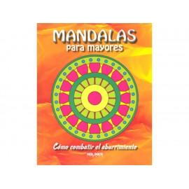 Mandalas para Mayores Como Combatir el Aburrimiento - Envío Gratuito