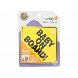 Señal para auto Safety First mezcla sintética - Envío Gratuito