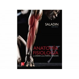 Anatomía y Fisiología - Envío Gratuito