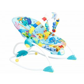 B Einstein Marino Bouncer Multicolor - Envío Gratuito