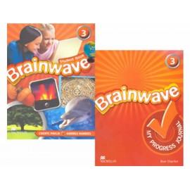 Brainwave 3 Students Book Con Brainwave My Progress Journal - Envío Gratuito