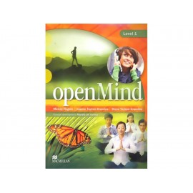 Openmind 1 Students Book Level 1 C/Student Access - Envío Gratuito