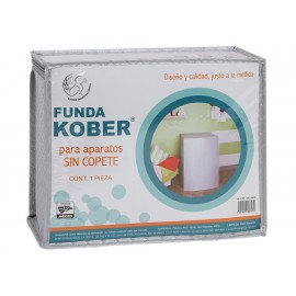 Funda Kober para Lavasecadora de Carga Frontal con Pedestal No. 134 - Envío Gratuito