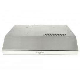 Campana Whirlpool WH6010S gris - Envío Gratuito