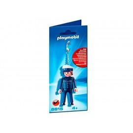 Playmobil Llavero Figura de Policía - Envío Gratuito