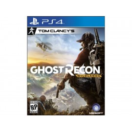 Ghost Recon PlayStation 4 - Envío Gratuito