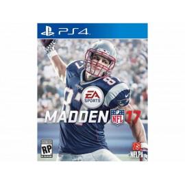 PlayStation 4 Madden NFL 17 - Envío Gratuito
