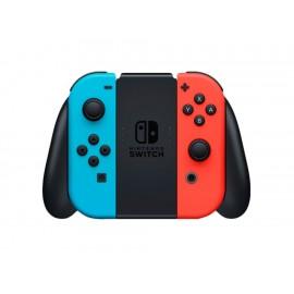 Nintendo Switch Consola JoyCon Neón Rojo Azul - Envío Gratuito