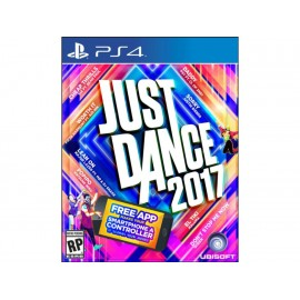 Just Dance 2017 PlayStation 4 - Envío Gratuito