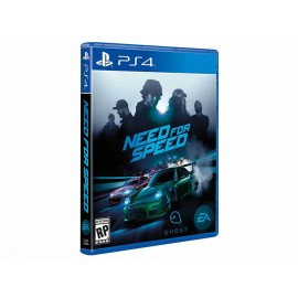 PlayStation 4 Need For Speed - Envío Gratuito