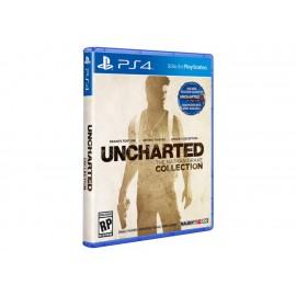 PlayStation 4 Uncharted The Nathan Drake Collection - Envío Gratuito