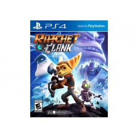 Play Station 4 Ratchet Y Clank - Envío Gratuito