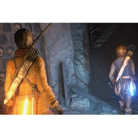 PlayStation 4 Rise of the Tomb Raider - Envío Gratuito