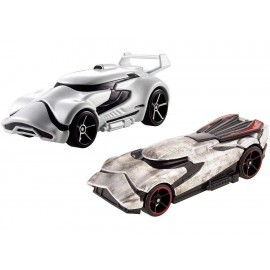 Mattel Hot Wheels Set de Coches de Star Wars - Envío Gratuito