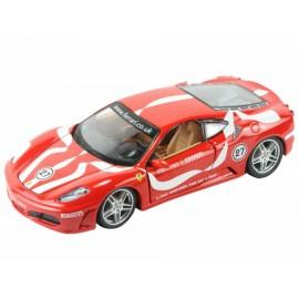 Vehículo de colección Bburago Ferrari Race & Play F430 Fiorano - Envío Gratuito