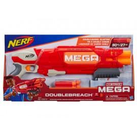 Lanzador Nerf Doublebreach Mega - Envío Gratuito