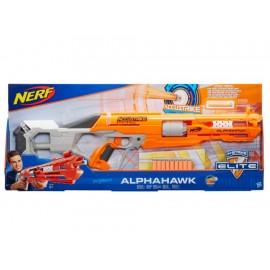 Lanzador Nerf Alphahawk Elite - Envío Gratuito