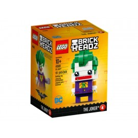 Figura armable BrickHeadz DC Lego The Joker - Envío Gratuito