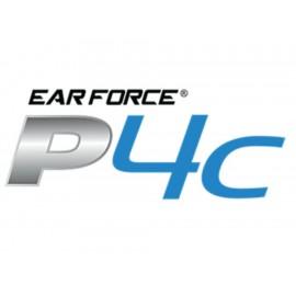 Turtle Beach P4c Audífonos Ear Force - Envío Gratuito