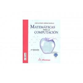 Matemáticas para La Computación - Envío Gratuito