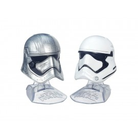 Set de Figuras Coleccionables Star Wars Captain Phasma y Stormtrooper - Envío Gratuito
