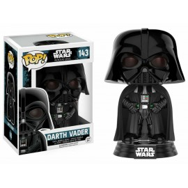 Funko Pop Star Wars Rogue One Figura de Darth Vader - Envío Gratuito