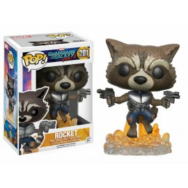 Figura de Rocket Funko Pop Guardians of the Galaxy 2 - Envío Gratuito