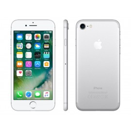IPhone 7 AT&T Plata 128 GB - Envío Gratuito