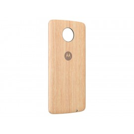 Moto Mods Mica Style Shell Washed Oak - Envío Gratuito