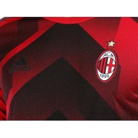 Jersey Adidas AC Milán Réplica Entrenamiento para caballero - Envío Gratuito