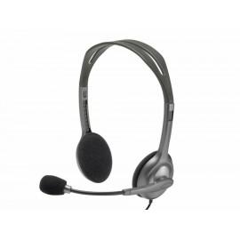 Logitech H111 Audífonos Stereo Headset - Envío Gratuito