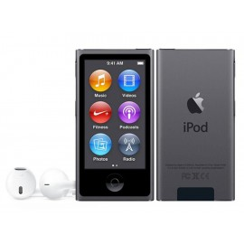 Apple iPod Nano 16 GB Gris - Envío Gratuito