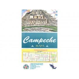 Mapa Campeche - Envío Gratuito