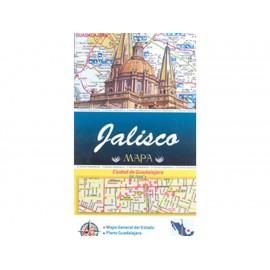 Mapa Jalisco - Envío Gratuito