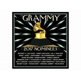 2017 Grammy Nominees CD - Envío Gratuito