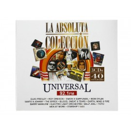 Absoluta Colección Universal 92.1 3 CD - Envío Gratuito