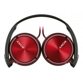 Sony Audífonos On Ear MDR-ZX310AP Negros - Envío Gratuito