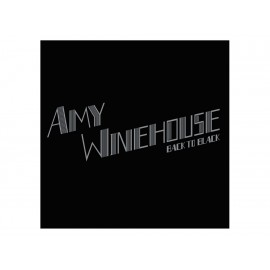 Amy Winehouse Back to Black Deluxe Edition CD+DVD - Envío Gratuito