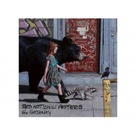 The Getaway Red Hot Chili Peppers CD - Envío Gratuito